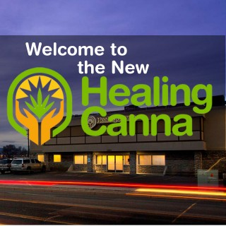 Welcome to the new Healing Canna